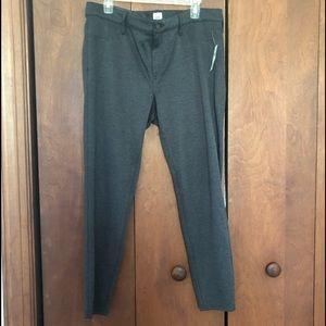 Dark gray GAP Legging pants